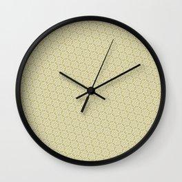 Cool patterns ~ THX 1138 Wall Clock