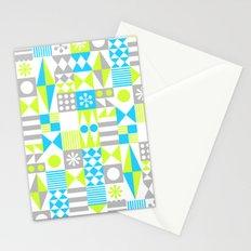 Tradewinds gray Stationery Cards