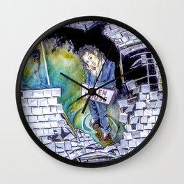 Open House Wall Clock