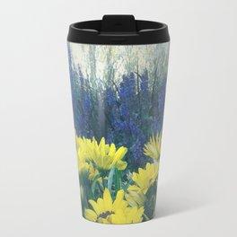 Small Summer Garden Travel Mug
