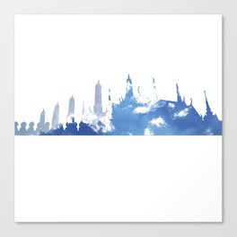 1YEARSKY Canvas Print