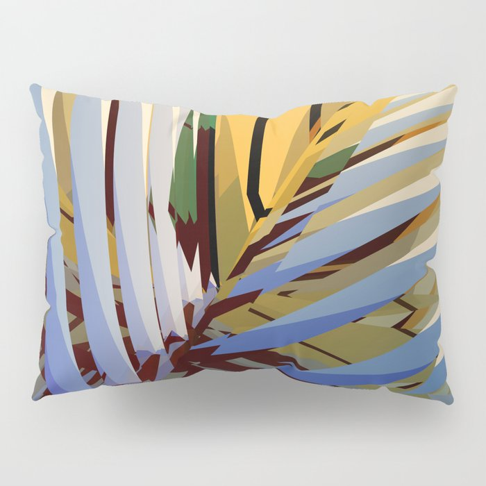 Abstract Composition 670 Pillow Sham