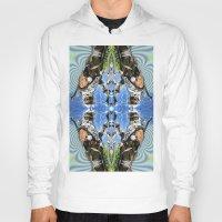 merlin Hoodies featuring Desert Merlin by Filip Klein