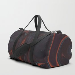 Melted Storm Duffle Bag