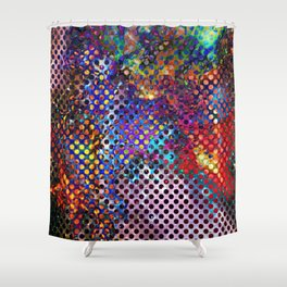 Everything is nothing 7 (therefore it was beautiful) Shower Curtain