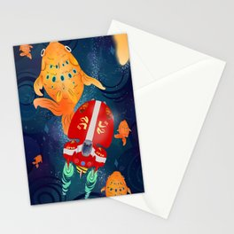 The Red One Stationery Cards