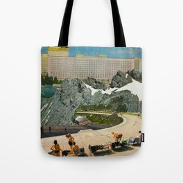 The Hideaway Tote Bag