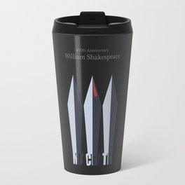 Macbeth/400 Travel Mug