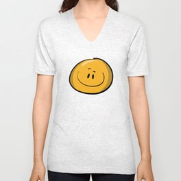 Smile Boy Unisex V-Neck