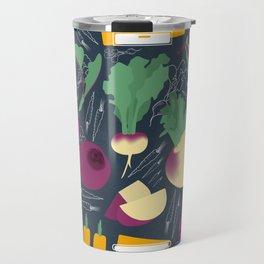 Root Vegetables Travel Mug