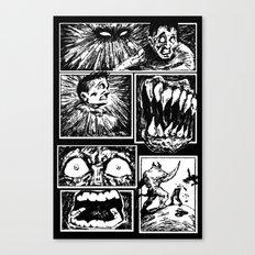 P1 Canvas Print