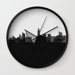 City Skylines: Valencia Wall Clock