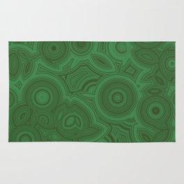 Green Agate Rug