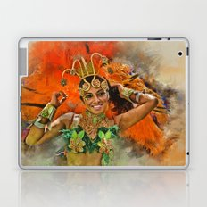 Carnival Queen Laptop & iPad Skin
