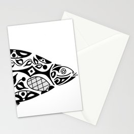 Fish Two Stationery Cards