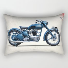The 1952 Thunderbird Rectangular Pillow