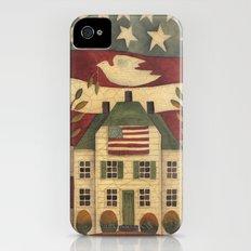 Where Freedom Dwells Slim Case iPhone (4, 4s)