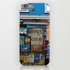 Hippies Use The Side Door Slim Case iPhone 6s