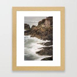 Poldark Country Framed Art Print
