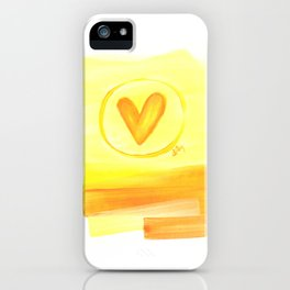 Prairie Love iPhone Case