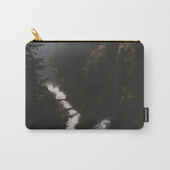 Forest creek #society6 #buyart Carry-All Pouch