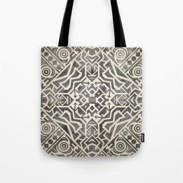 mandala9w Watercolor Mandala Tote Bag