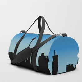 Toronto Skyline - Night Duffle Bag