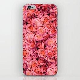 RosePink iPhone Skin