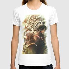 King and Prince ( Final fantasy XV ) T-shirt