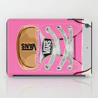 vans iPad Cases featuring Cute pink Vans all star baby shoes apple iPhone 4 4s 5 5s 5c, ipod, ipad, pillow case and tshirt by Three Second