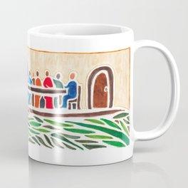 Last Supper Coffee Mug