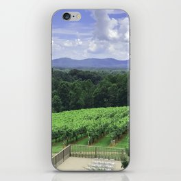 In Wine Country iPhone Skin