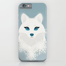 Arctic Fox Princess iPhone 6s Slim Case