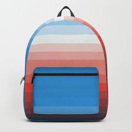 Retro Stripes Backpack