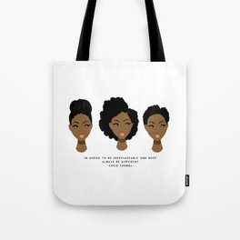 Irreplaceable Tote Bag