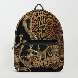 Leopard Chinoise Backpack