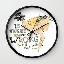 Is there something wrong with me? Wall Clock