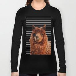 Llama Drama Long Sleeve T-shirt