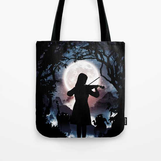 Moondance  Tote Bag