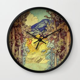 Returning to Hoyi Wall Clock
