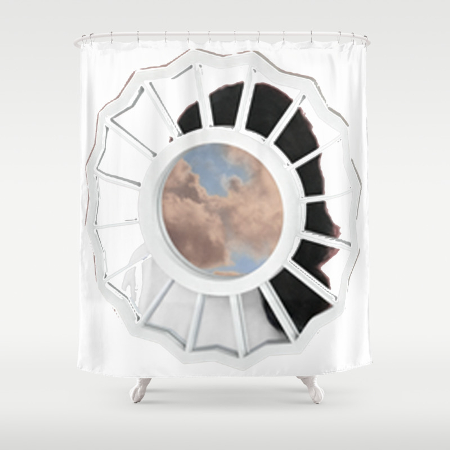 Mac Miller The Devine Feminine Shower Curtain By Nmarttt Society6