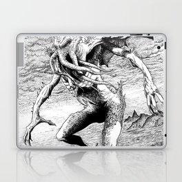 Cthulhu pen art Laptop & iPad Skin