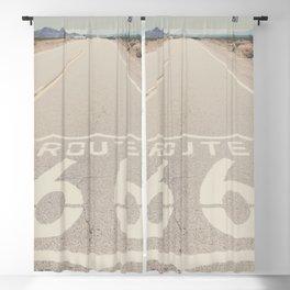 Route 66 ... Blackout Curtain