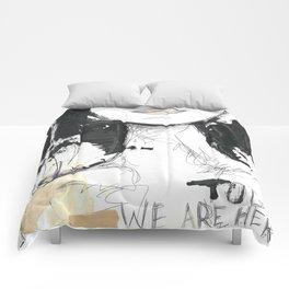 2014 Sketch Book Series #001 Comforters
