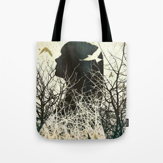 Fleeting Freedom Tote Bag