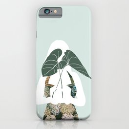 Simple offering iPhone Case