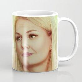 I'm not taking my eyes off you... Coffee Mug
