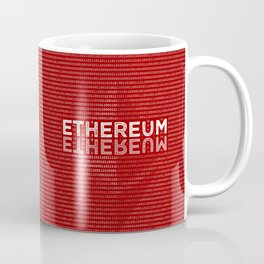 Ethereum Binary Coffee Mug
