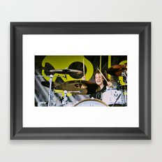 Folden/After Midnight Project Framed Art Print