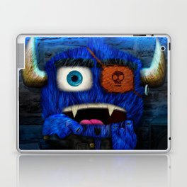 Monster Rock Show Laptop & iPad Skin